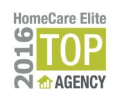 HomeCare Elite 2016 Top Agency