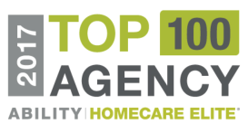 2017 Top 100 Agency Ability Homecare Elite